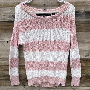 Superdry | Stripe Crewneck Sweater Extra Small